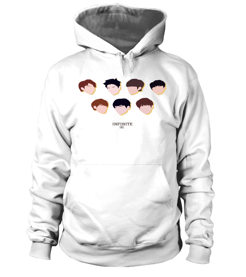 "INFINITE ""BAD"" Clothing - MYKPOPMART"