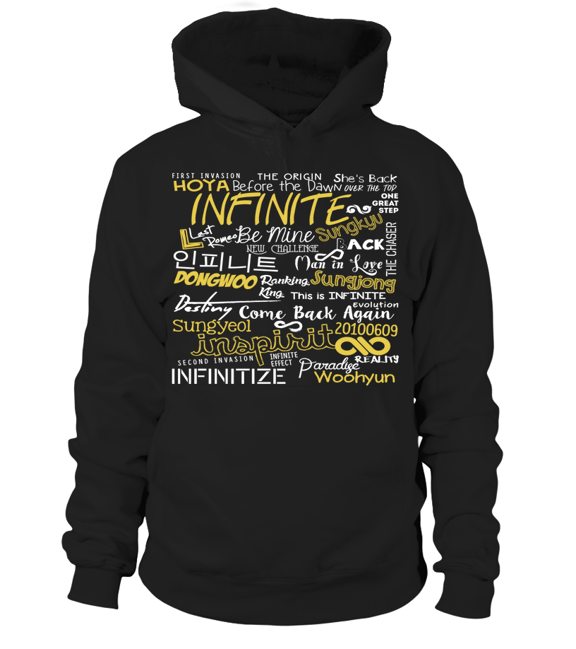 "INFINITE ""COLLAGE"" Clothing - MYKPOPMART"