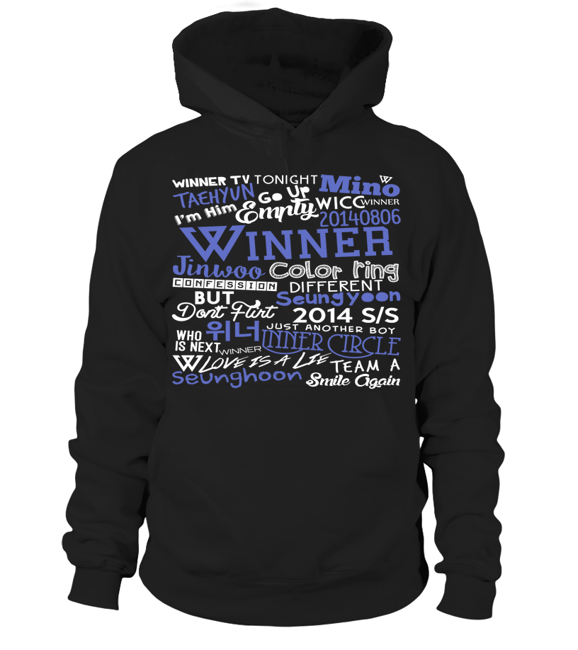 "WINNER ""COLLAGE"" Clothing - MYKPOPMART"