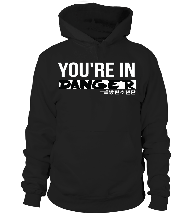 "BTS ""DANGER"" Clothing - MYKPOPMART"