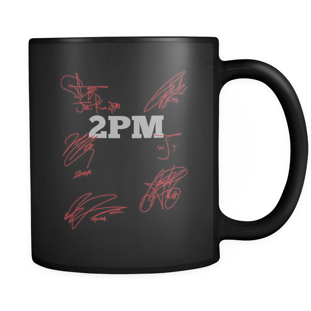 "2PM ""AUTOGRAPH"" Drinkware - MYKPOPMART"