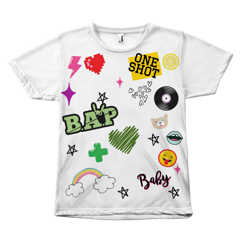 "B.A.P ""iCONS"" Clothing - MYKPOPMART"