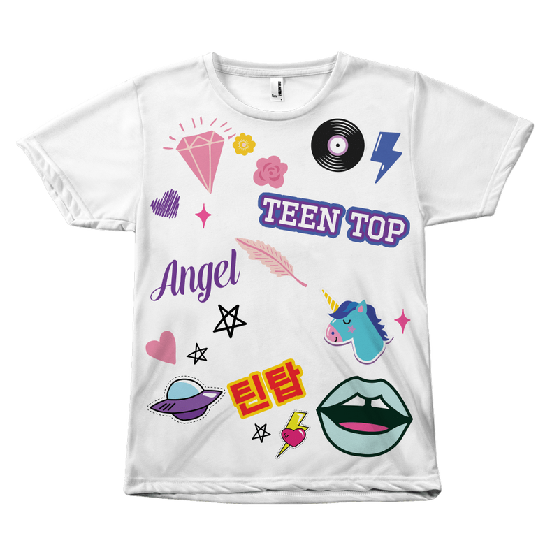 "TEEN TOP ""iCONS"" Clothing - MYKPOPMART"