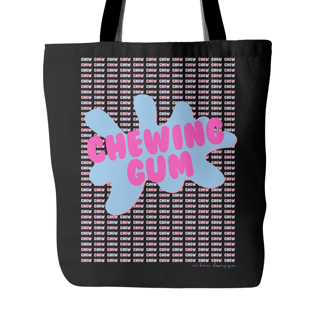 "NCT DREAM ""CHEWING GUM"" Tote Bags - MYKPOPMART"