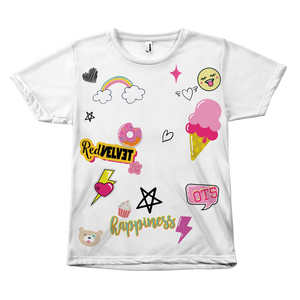 "RED VELVET ""iCONS"" Clothing - MYKPOPMART"