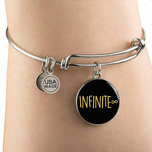 INFINITE Bangle - MYKPOPMART