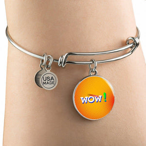 "BtoB ""WOW"" Bangle - MYKPOPMART"