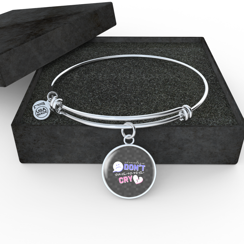 "SEVENTEEN ""DON'T WANNA CRY"" Bangle - MYKPOPMART"