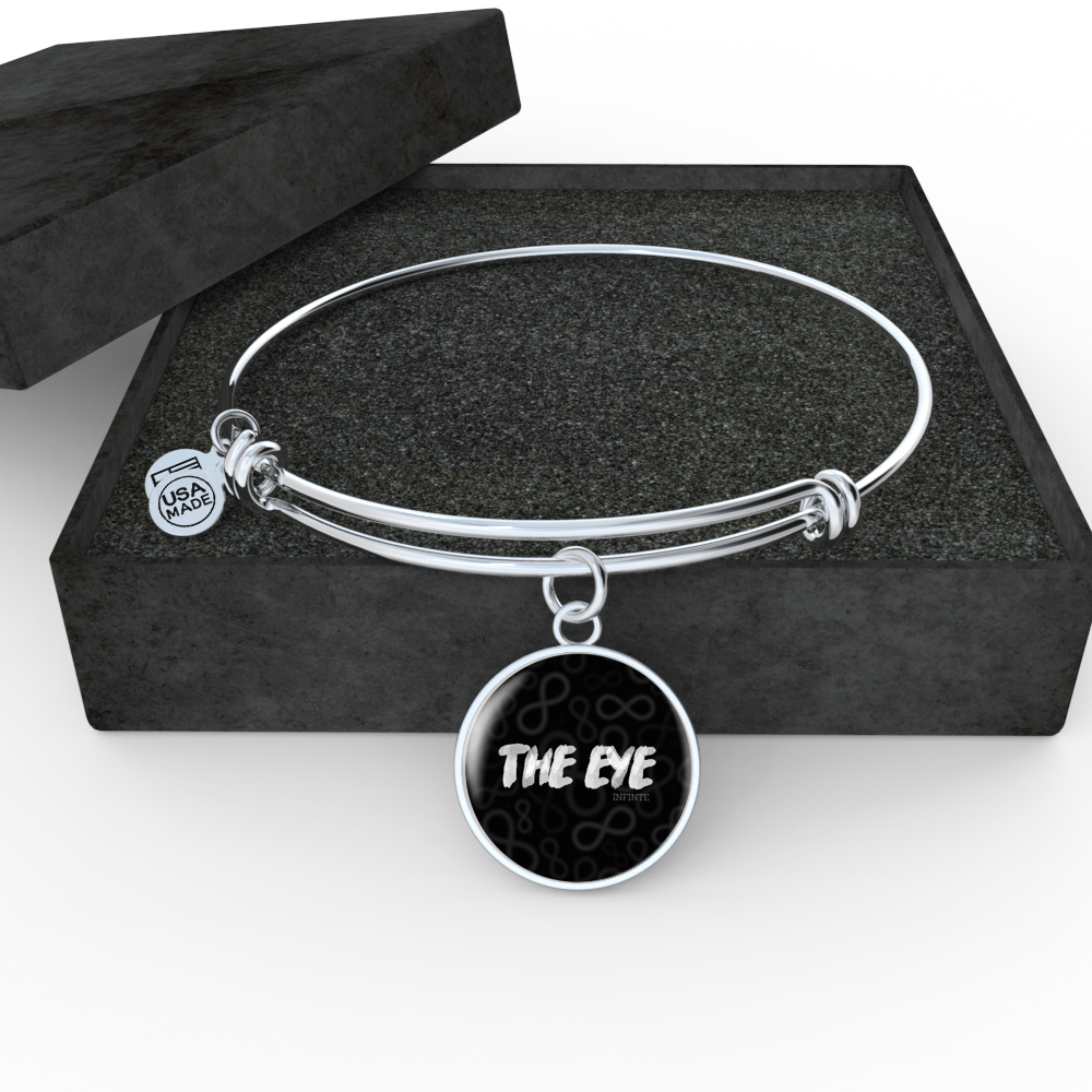 "INFINITE ""THE EYE"" Bangle - MYKPOPMART"