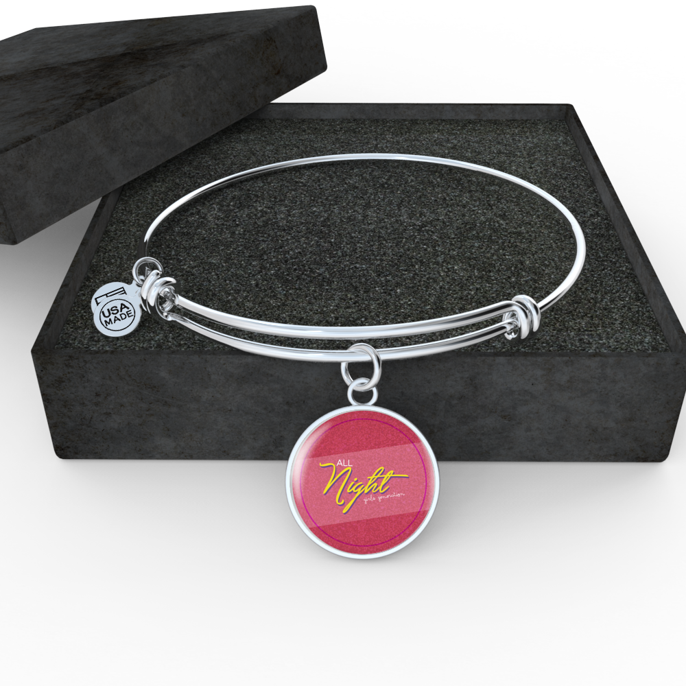 "GIRLS' GENERATION ""ALL NIGHT"" Bangle - MYKPOPMART"
