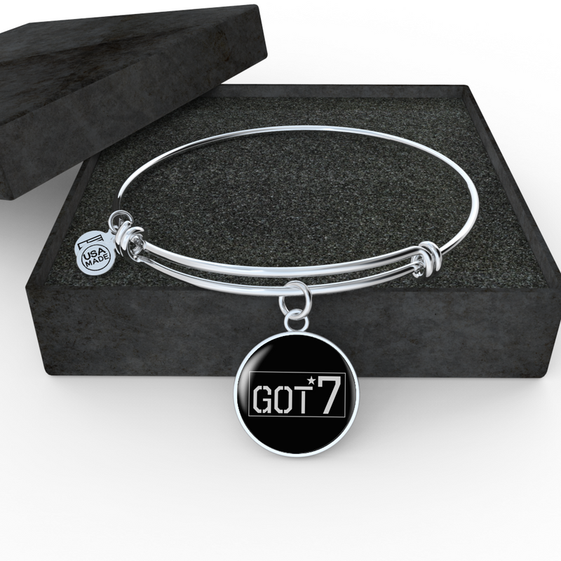 GOT7 Bangle - MYKPOPMART