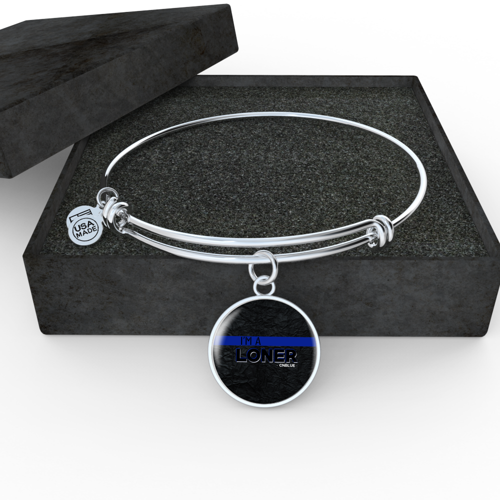 "CNBLUE ""I'M A LONER"" Bangle - MYKPOPMART"