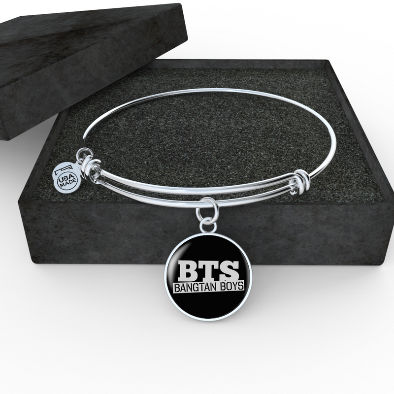 BTS Bangle - MYKPOPMART