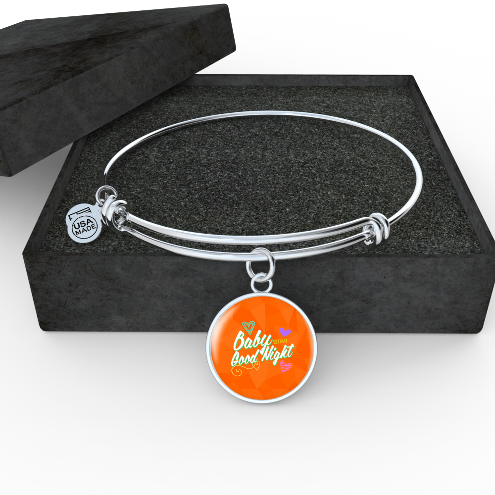 "B1A4 ""BABY GOOD NIGHT"" Bangle - MYKPOPMART"