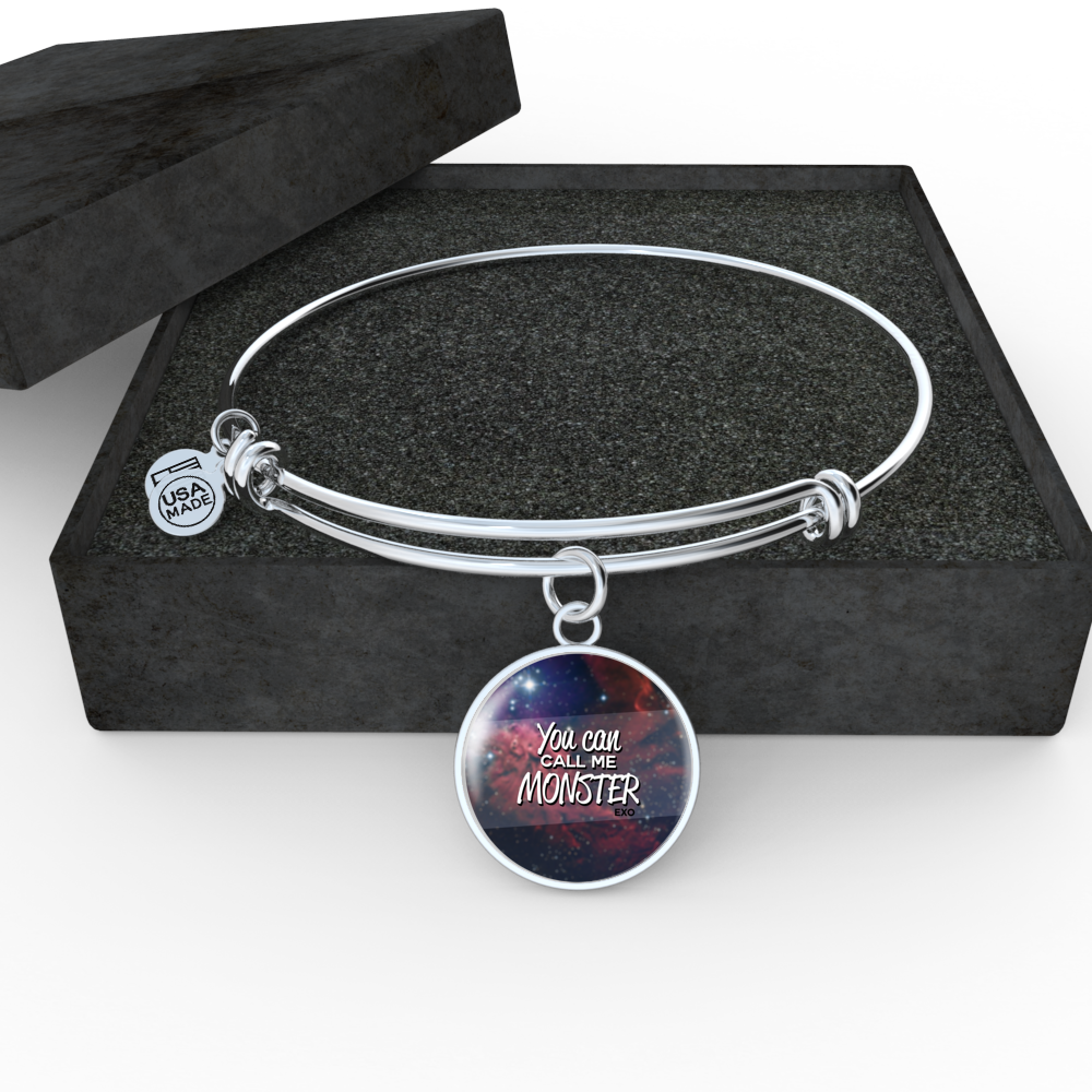 "EXO ""MONSTER"" Bangle - MYKPOPMART"