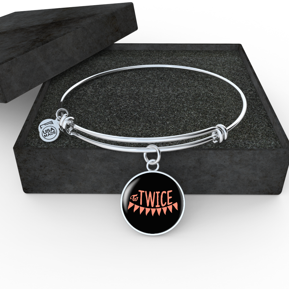 TWICE Bangle - MYKPOPMART