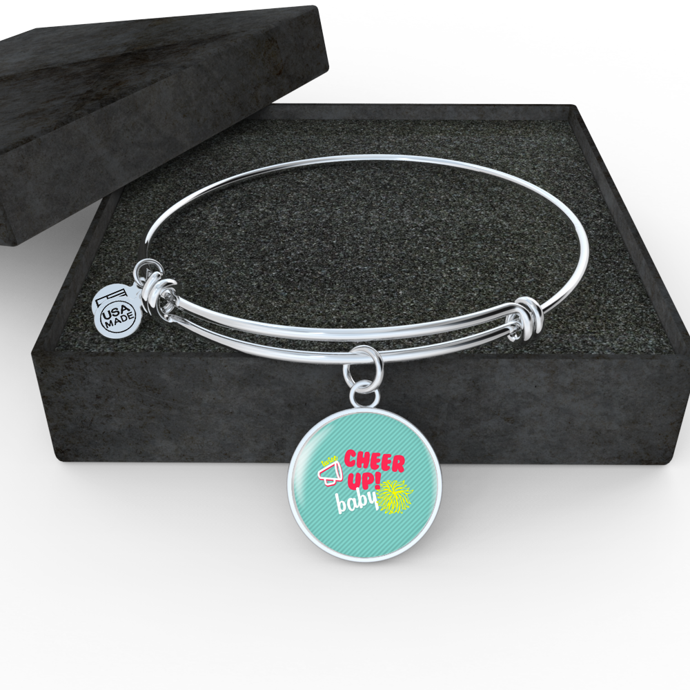 "TWICE ""CHEER UP"" Bangle - MYKPOPMART"