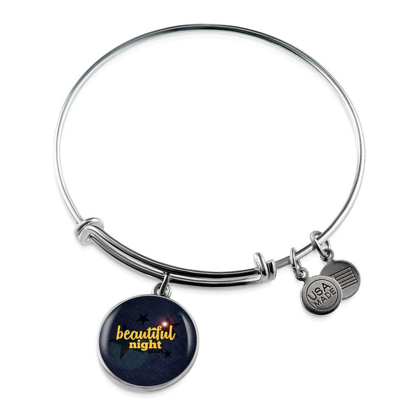 "BEAST ""BEAUTIFUL NIGHT"" Bangle - MYKPOPMART"