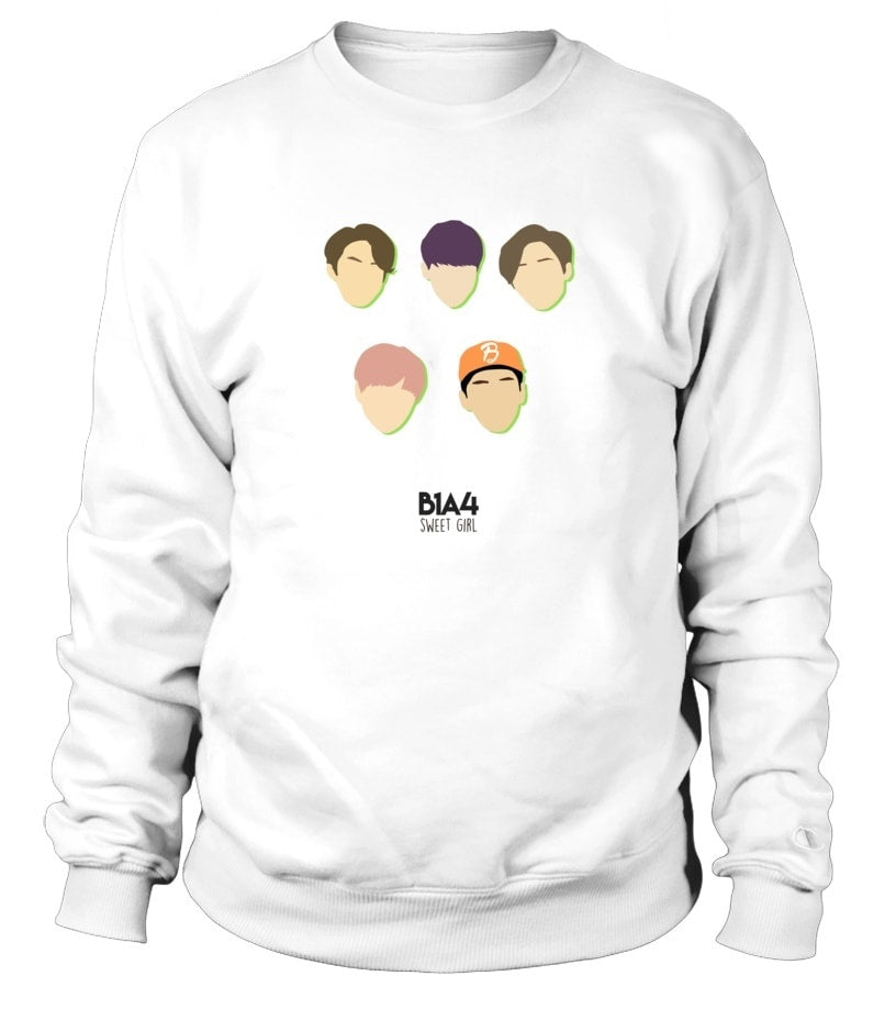 "Clothing - B1A4 ""SWEET GIRL"""