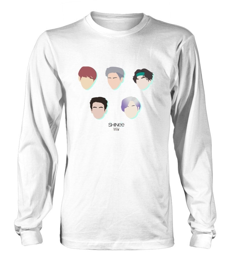 "SHINee ""VIEW"" Clothing - MYKPOPMART"