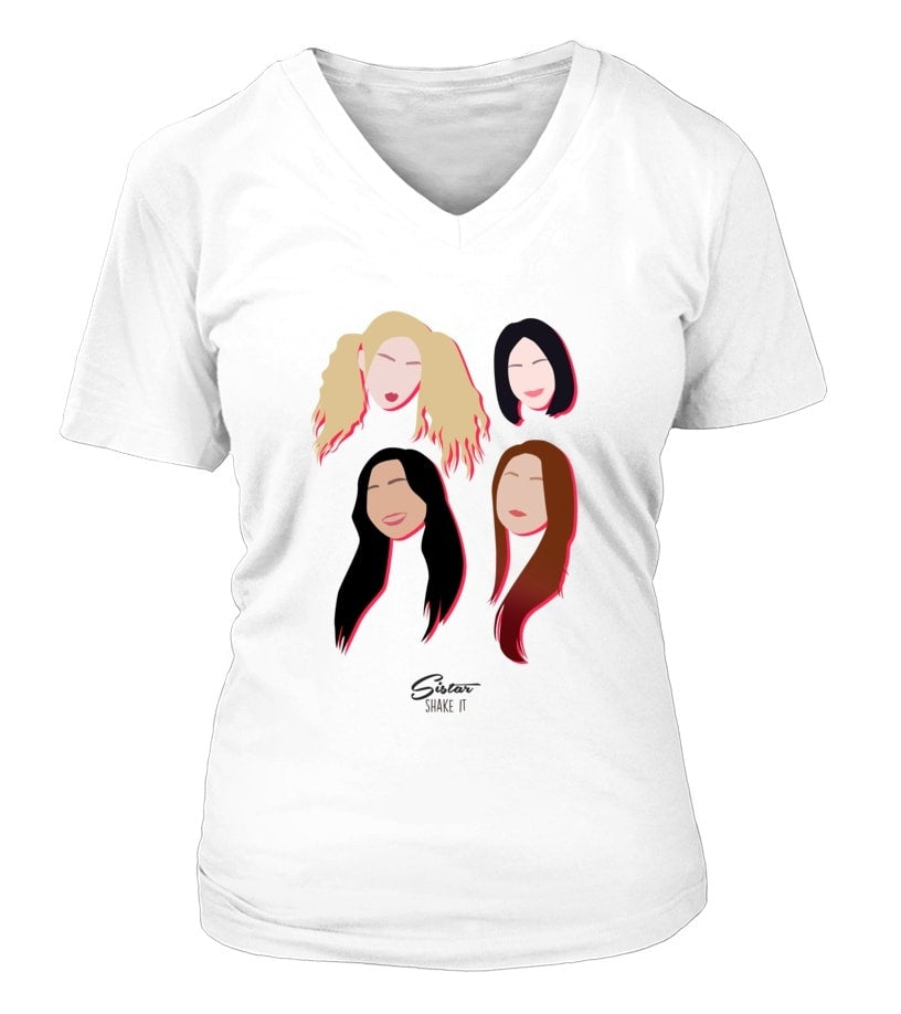 "Clothing - SISTAR ""SHAKE IT"""