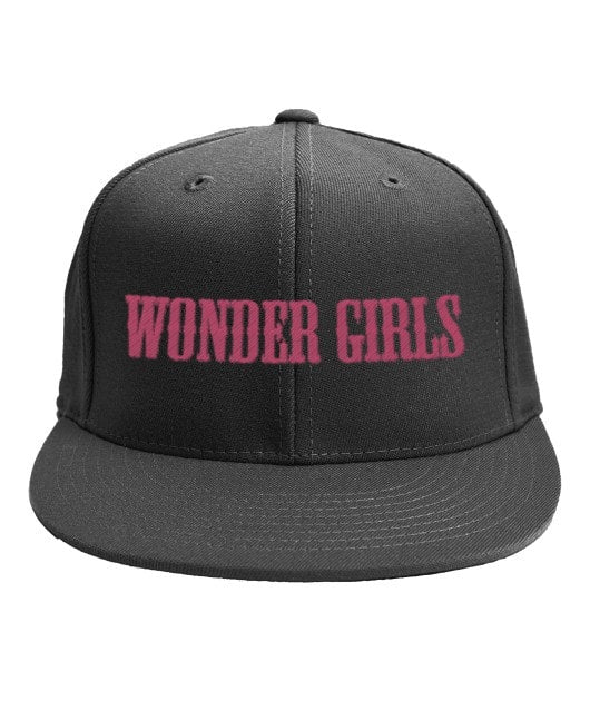 "WONDER GIRLS ""CAP"" Cap - MYKPOPMART"