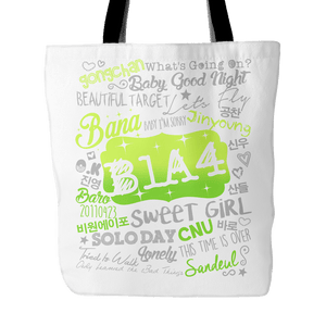 "B1A4 ""COLLAGE"" 2016 Tote Bags - MYKPOPMART"
