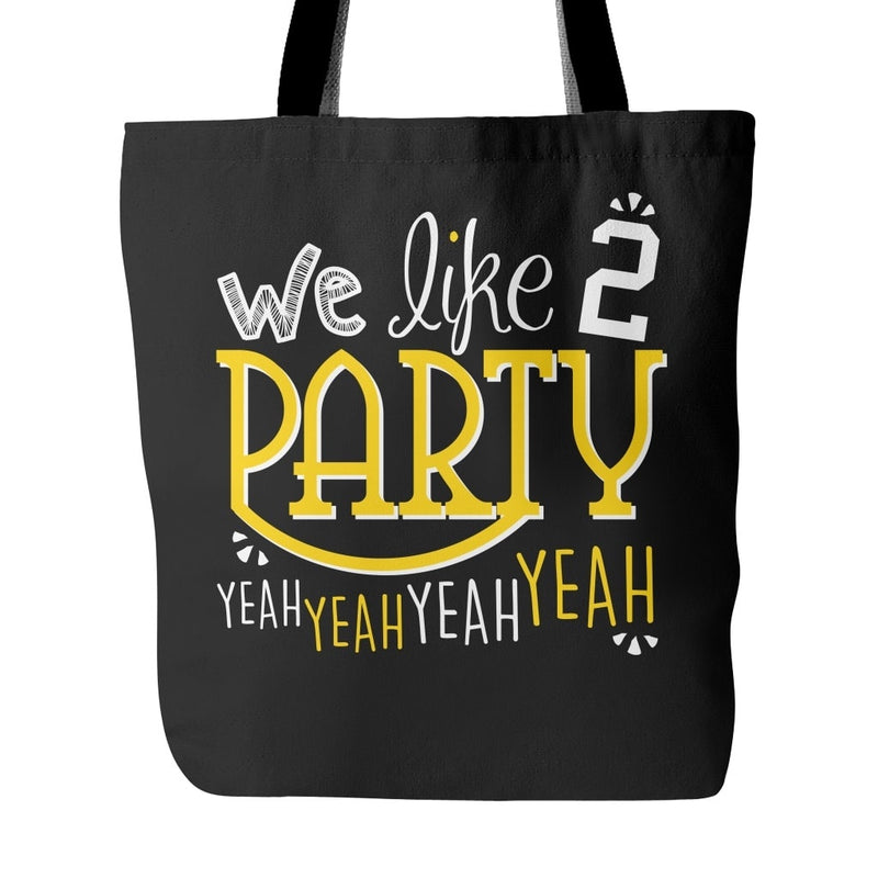 "BIG BANG ""WE LIKE 2 PARTY"" Tote Bags - MYKPOPMART"
