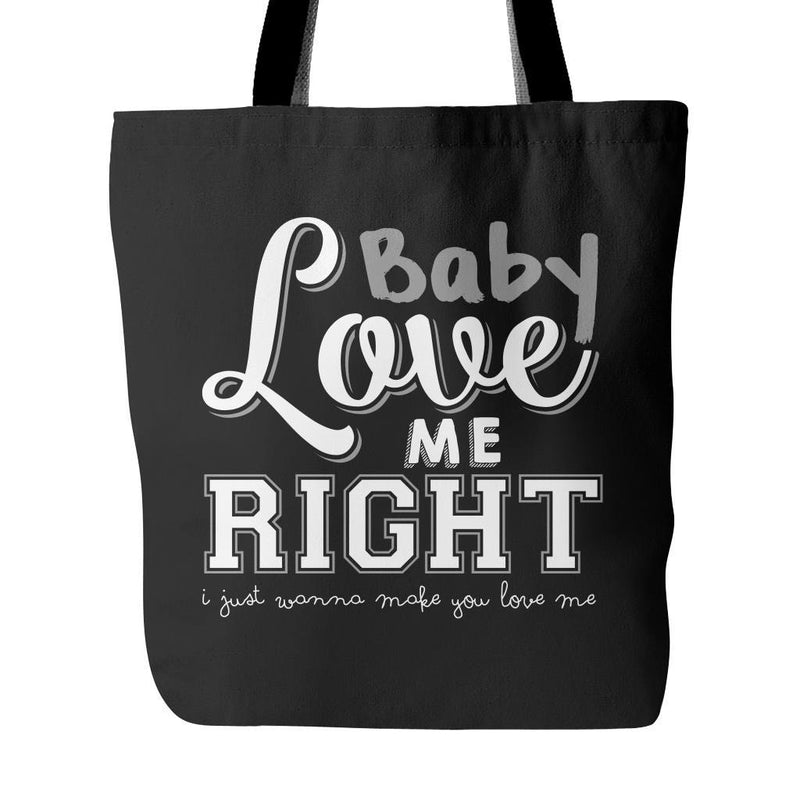"EXO ""LOVE ME RIGHT"" Tote Bags - MYKPOPMART"
