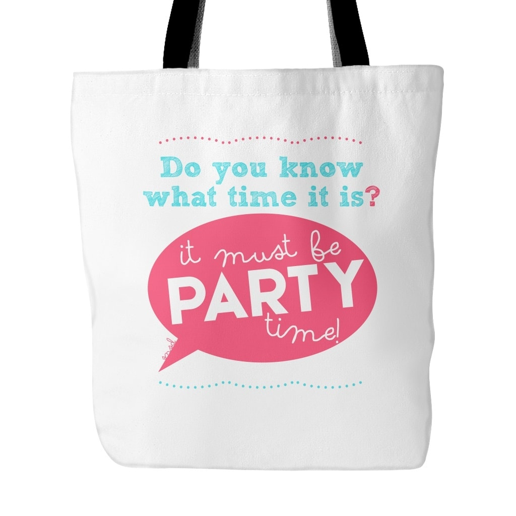 "Tote Bags - GIRL'S GENERATION ""PARTY"""