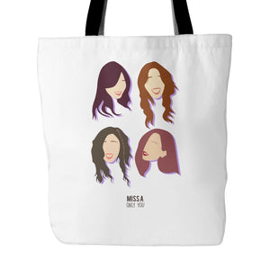 "MISS A ""ONLY YOU"" Tote Bags - MYKPOPMART"