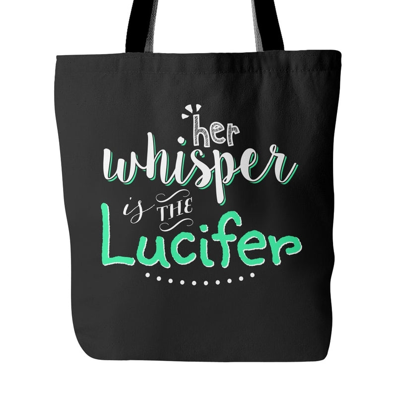 "SHINee ""LUCIFER"" Tote Bags - MYKPOPMART"
