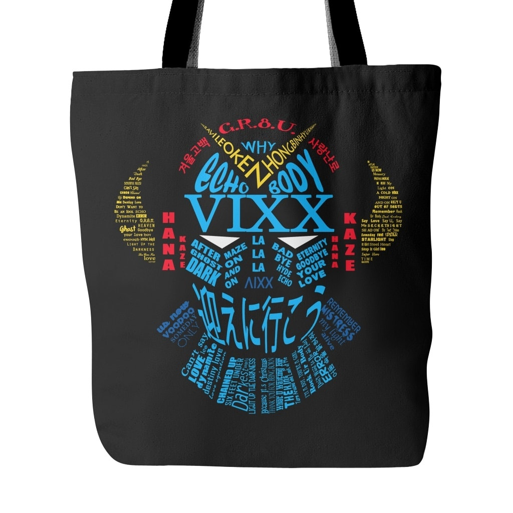 "VIXX ""ROVIX"" Tote Bags - MYKPOPMART"