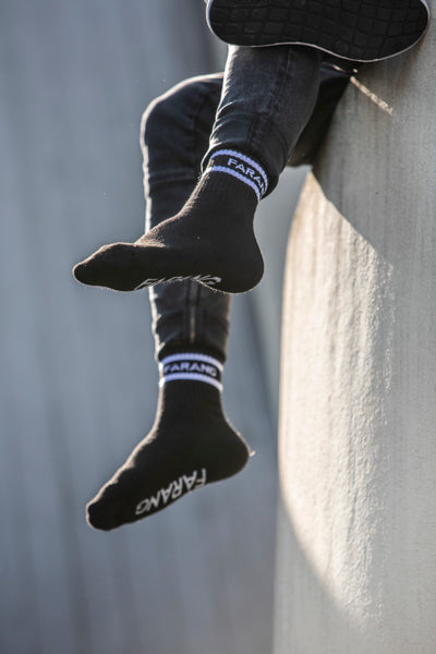 BASE - SOCKS - BLACK