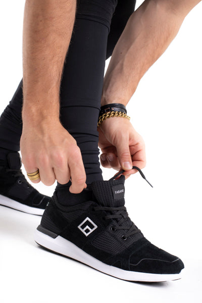 ELEVATE - SHOE - BLACK