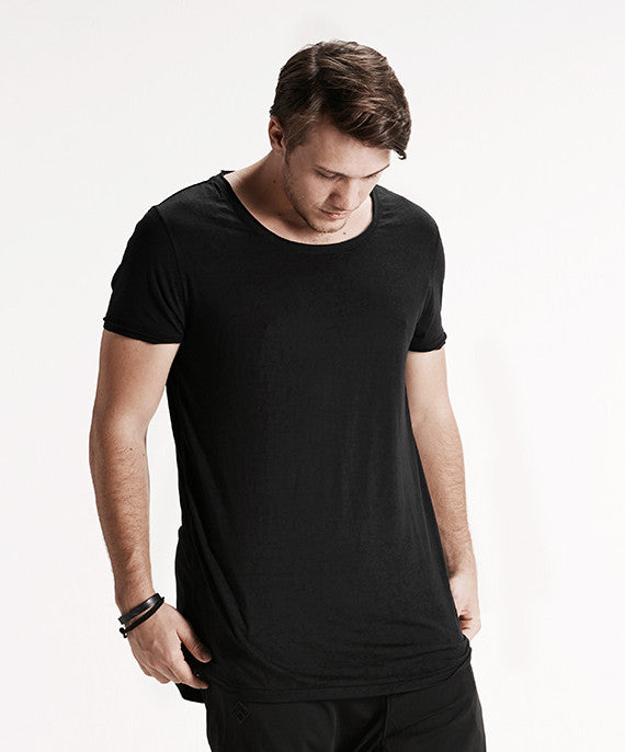 FUNDAMENTAL - TEE - (BLACK)