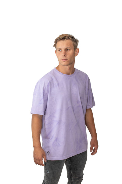 WIRE - TEE - PURPLE