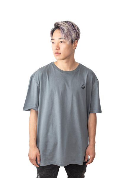 SOLO - TEE - DARK GREY
