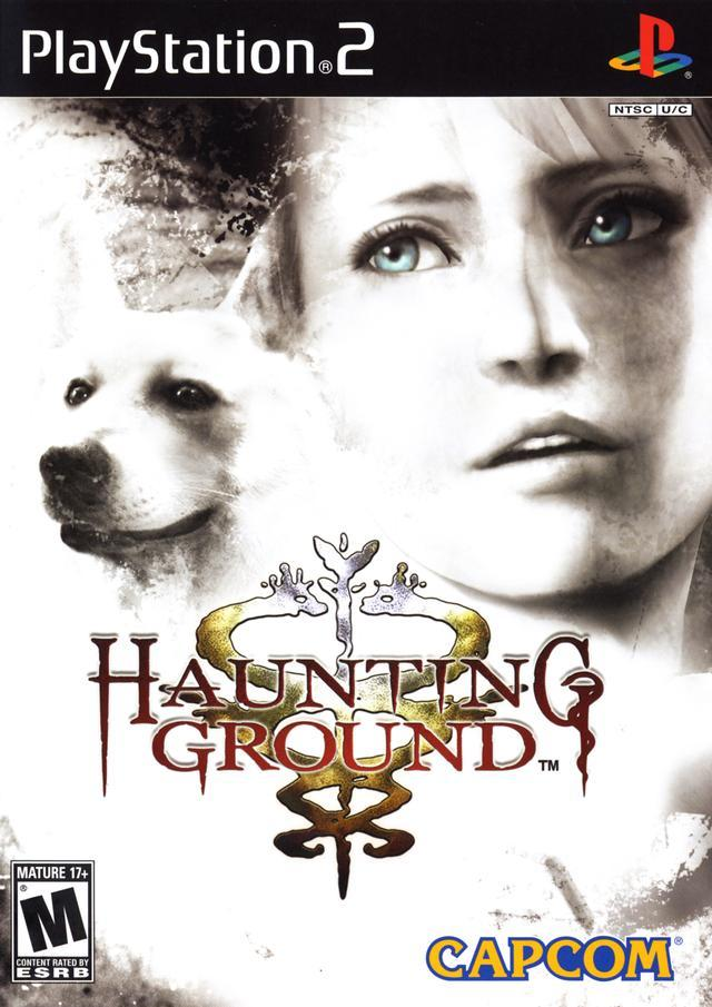 New on J2Games.com this week, Haunting Ground (PS2) and more!