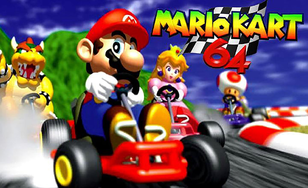 Nintendo Mario Kart 64 Tournament Sunday May 7th @ 12 noon!