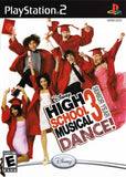 High School Musical 3 Senior Year Dance (Playstation 2) (Pre-Played - CIB - Good)