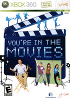 You're in the Movies Game Only (Xbox 360) (Pre-Played - CIB - Good)