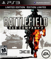 Battlefield: Bad Company 2 Limited Edition (Playstation 3) (Complete - Very Good)