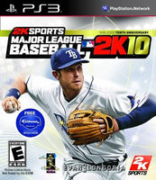 Major League Baseball 2k10 (Playstation 3) (Pre-Played - Game Only)