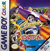 Cruis'n Exotica (Gameboy Color) (Pre-Played - CIB - Good)