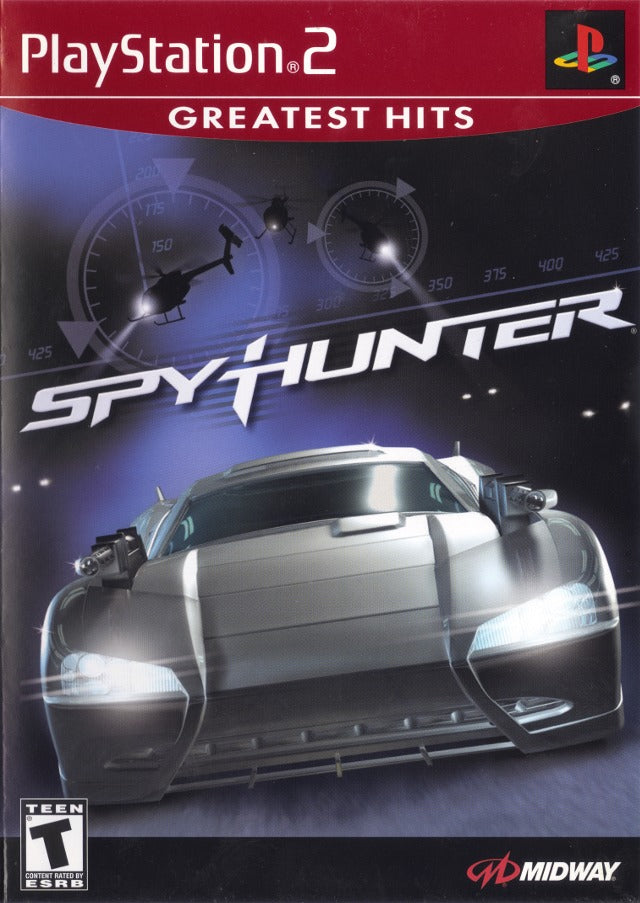 Spy Hunter (Greatest Hits) (Playstation 2) (Pre-Played - CIB - Good)