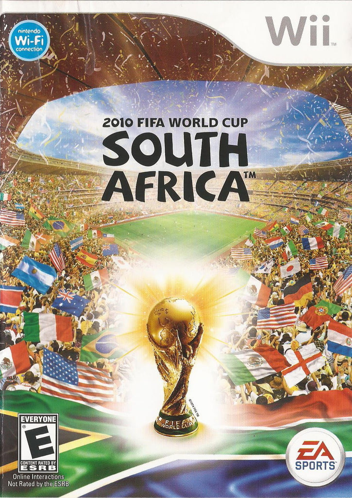 2010 FIFA World Cup (Wii) (Pre-Played - CIB - Good)