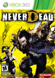 NeverDead (Xbox 360) (Pre-Played - Game Only)
