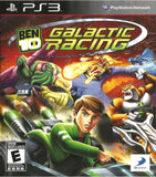 Ben 10: Galactic Racing (Playstation 3) (Pre-Played - Game Only)