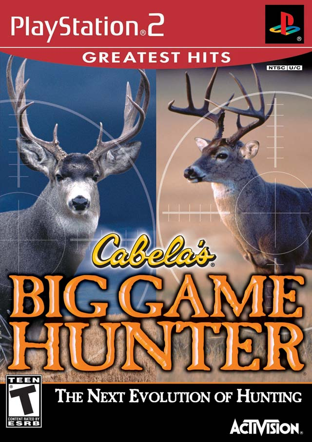 Big Game Hunter (Playstation 2) (Pre-Played)